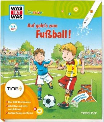 Auf geht's zum Fussball!, TING-Ausgabe