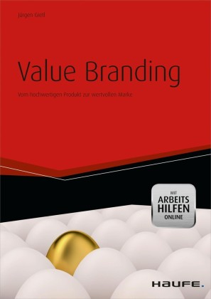 Value Branding - mit Arbeitshilfen online