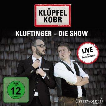 Kluftinger, Die Show (Live), DVD