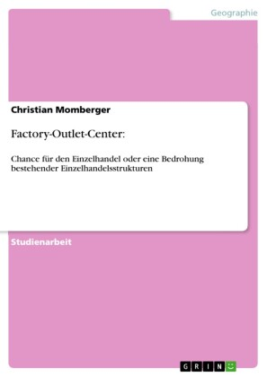 Factory-Outlet-Center:
