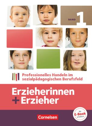 Professionelles Handeln im sozialpädagogischen Berufsfeld
