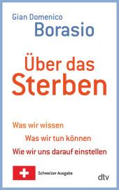 Über das Sterben, Schweizer Ausgabe Cover