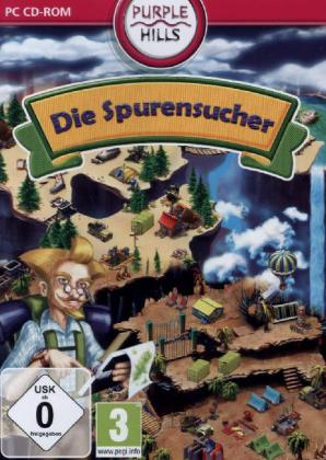 Die Spurensucher, 1 CD-ROM