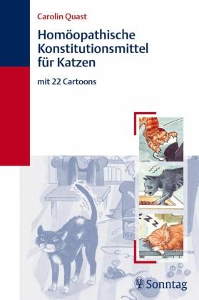 Homöopathische Konstitutionsmittel für Katzen
