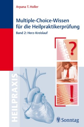 Multiple-Choice-Wissen für die Heilpraktiker-Prüfung