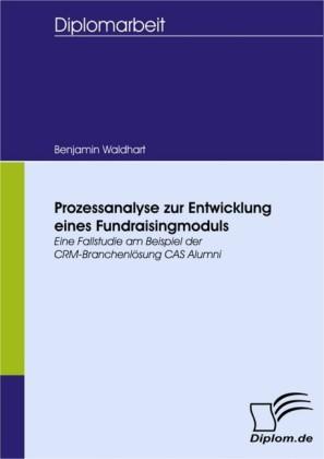 Prozessanalyse zur Entwicklung eines Fundraisingmoduls