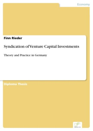Syndication of Venture Capital Investments