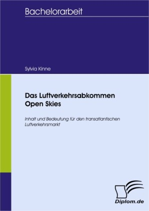 Das Luftverkehrsabkommen Open Skies