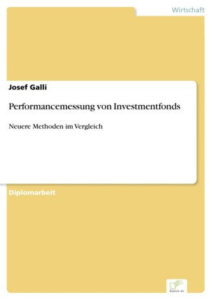 Performancemessung von Investmentfonds
