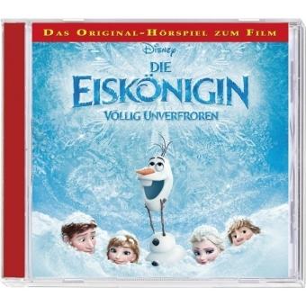 Die Eiskönigin, 1 Audio-CD