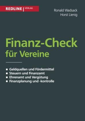 Finanz-Check für Vereine