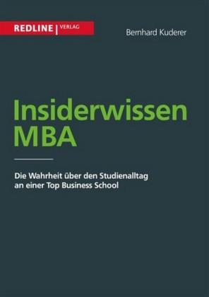 Insiderwissen MBA