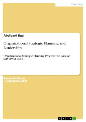 Organizational Strategic Planning and Leadership