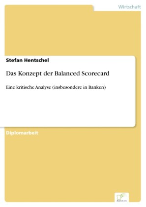Das Konzept der Balanced Scorecard