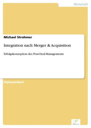 Integration nach Merger & Acquisition