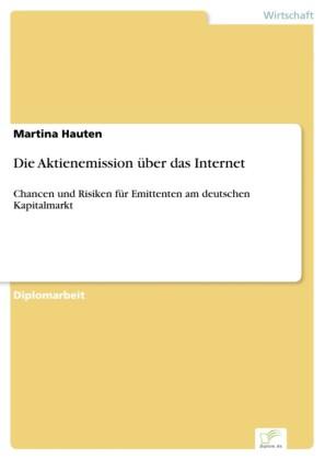 Die Aktienemission über das Internet