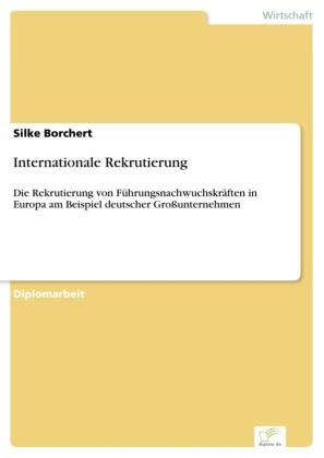 Internationale Rekrutierung
