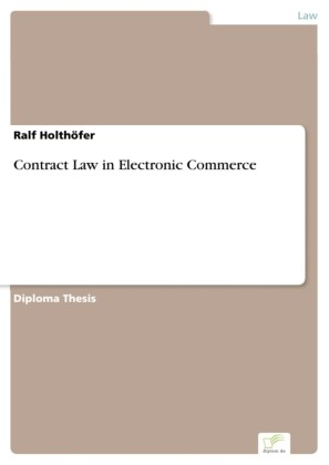 Contract Law in Electronic Commerce