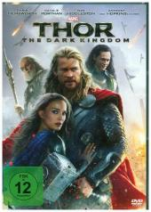 Thor 2 - The Dark Kingdom, 1 DVD Cover
