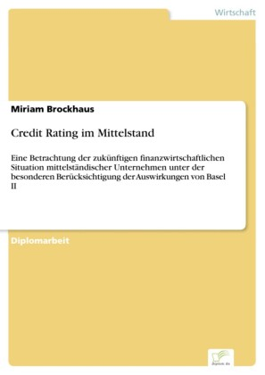 Credit Rating im Mittelstand