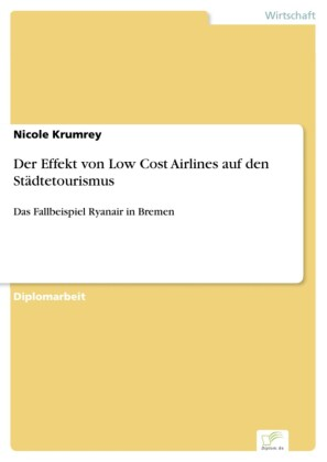 Der Effekt von Low Cost Airlines auf den Städtetourismus