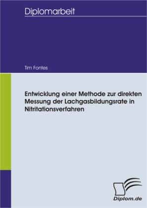 Entwicklung einer Methode zur direkten Messung der Lachgasbildungsrate in Nitritationsverfahren