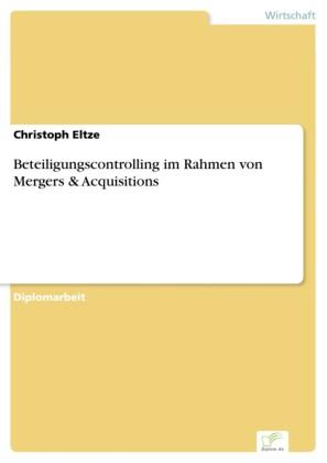 Beteiligungscontrolling im Rahmen von Mergers & Acquisitions
