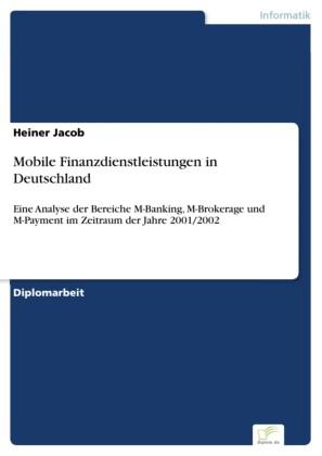 Mobile Finanzdienstleistungen in Deutschland
