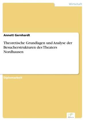 Theoretische Grundlagen und Analyse der Besucherstrukturen des Theaters Nordhausen