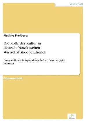 Die Rolle der Kultur in deutsch-französischen Wirtschaftskooperationen