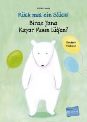 Rück mal ein Stück!, Deutsch-Türkisch;Biraz Yana Kayar Misin lütfen?