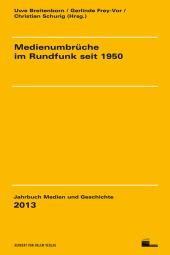 Medienumbrüche im Rundfunk seit 1950
