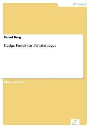 Hedge Funds für Privatanleger