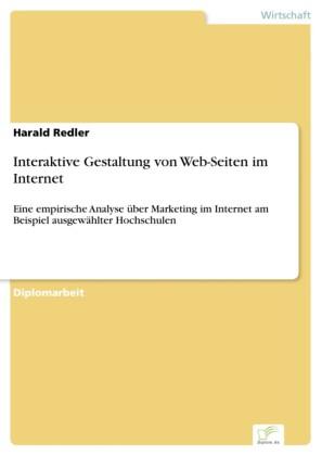 Interaktive Gestaltung von Web-Seiten im Internet