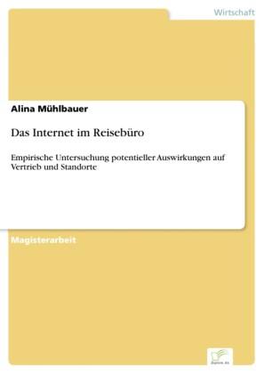 Das Internet im Reisebüro