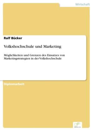 Volkshochschule und Marketing