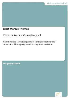Theater in der Zirkuskuppel