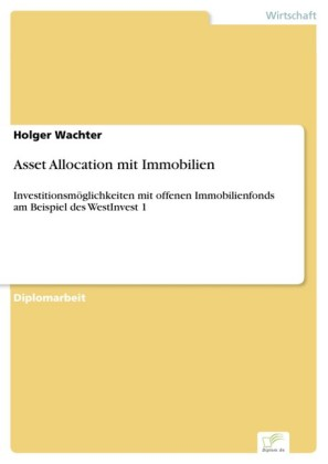 Asset Allocation mit Immobilien