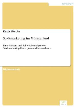 Stadtmarketing im Münsterland