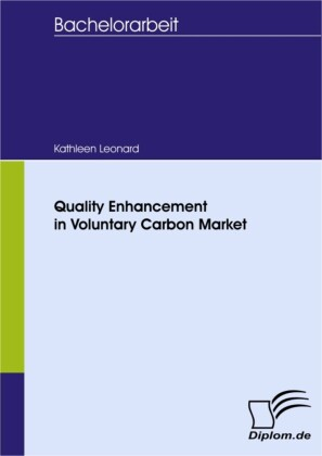 Quality Enhancement in Voluntary Carbon Market