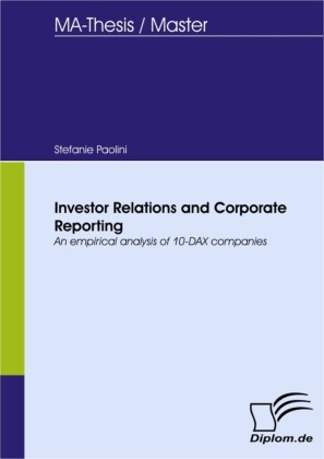 Investor Relations and Corporate Reporting