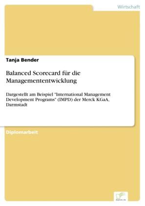 Balanced Scorecard für die Managemententwicklung