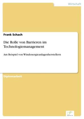 Die Rolle von Barrieren im Technologiemanagement