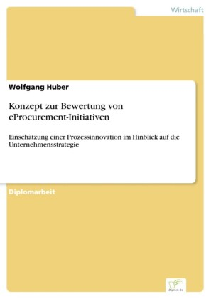 Konzept zur Bewertung von eProcurement-Initiativen