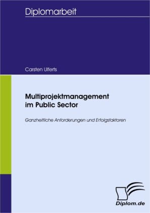 Multiprojektmanagement im Public Sector