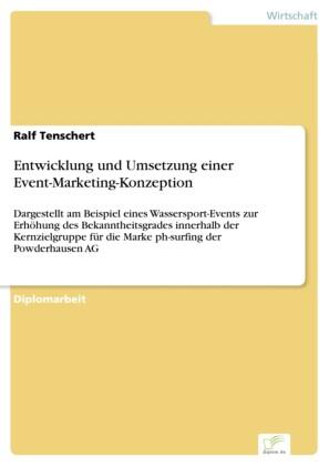 Entwicklung und Umsetzung einer Event-Marketing-Konzeption