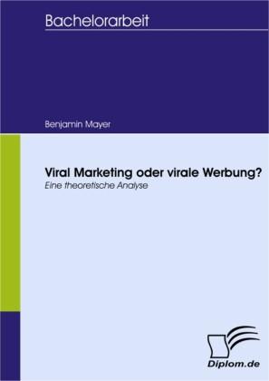 Viral Marketing oder virale Werbung?