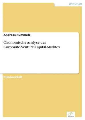 Ökonomische Analyse des Corporate-Venture-Capital-Marktes