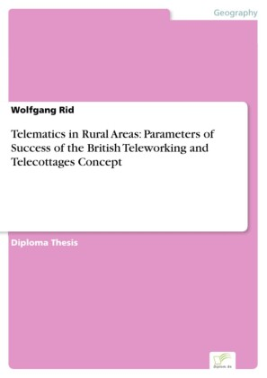 Telematics in Rural Areas: Parameters of Success of the British Teleworking and Telecottages Concept