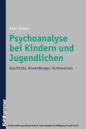 Psychoanalyse bei Kindern und Jugendlichen